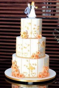 Eia Caterers - Wedding cake