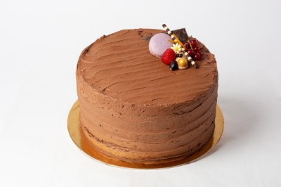 Chocolate fudge cake - Elia Caterers
