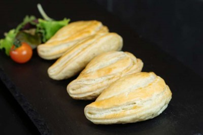 Peacake turnovers - Elia Caterers