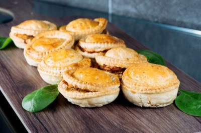 Meat pies - Elia Caterers