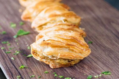 Traditional Maltese pea pastizzi - Elia Caterers