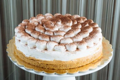 Banoffee Pie - Elia Caterers