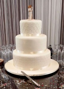 Wedding cake - Elia Cateres