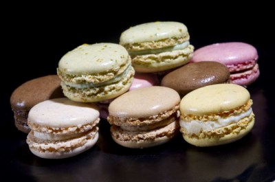 French macaroons - Elia Caterers