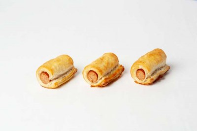 Frozen Party Packs Sausage Rolls